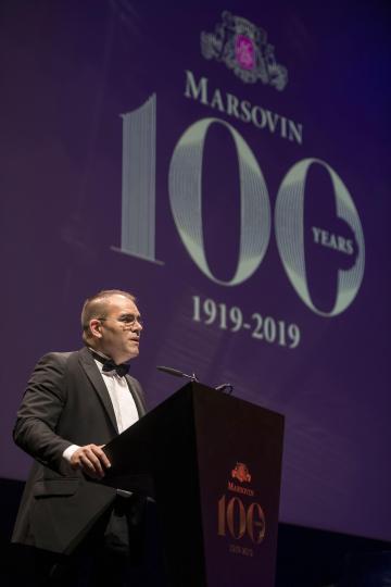 Marsovin CEO Jeremy Cassar