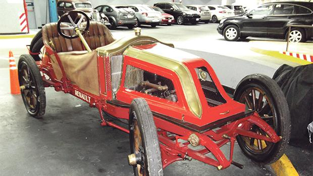 Renault Racing 1908