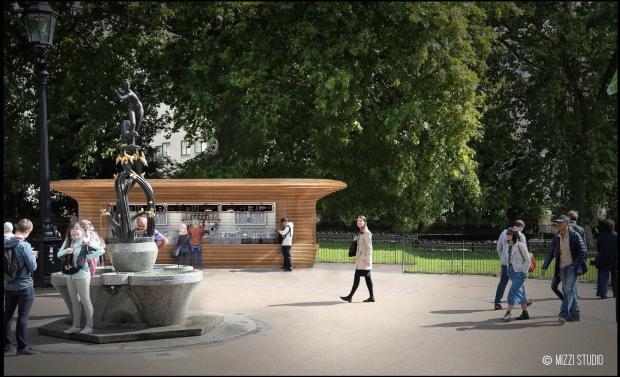 London's Royal Parks to get a Maltese touch