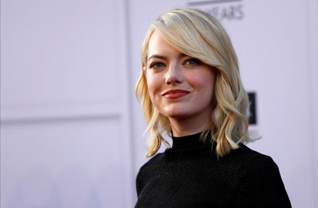 Emma Stone named world's highest-paid actress in 2017