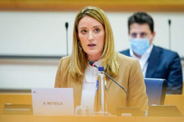 Roberta Metsola to lead MEP investigation of Frontex abuse claims