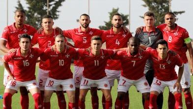 Malta U-21 side will face Belgium this Friday. Photo: Domenic Aquilina/Malta FA