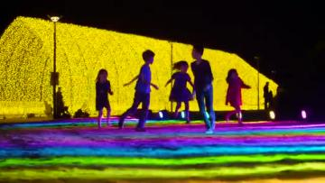 World's largest Festival of Light, Music and Ideas kicks off in Sydney