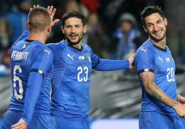 Watch: Dominant Italy grab last-gasp win over United States