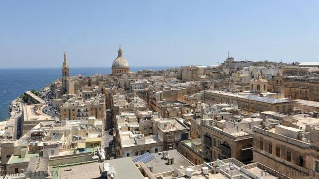 Valletta on August 5. Photo: Chris Sant Fournier