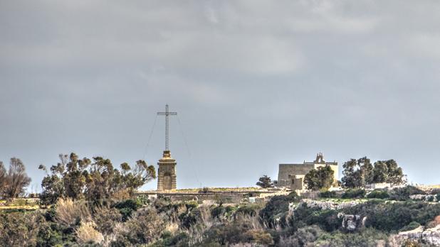 Is-Salib tal-Għolja, Siġġiewi. Photo: Ernest Spiteri Gonzi