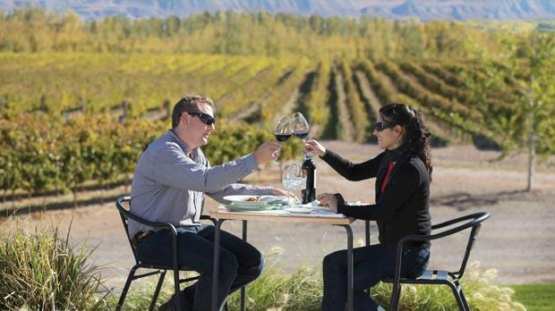 Mendoza wine experience.