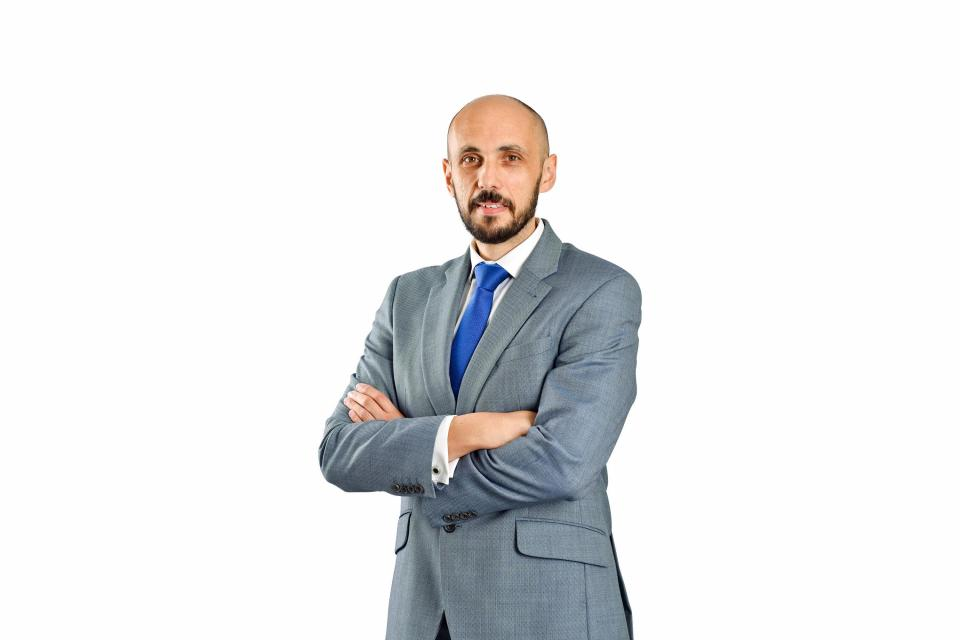 Wayne Pisani, new MMF vice-secretary.