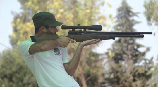 Air Rifle Shooting Range Air Rifle Shooting is Becoming