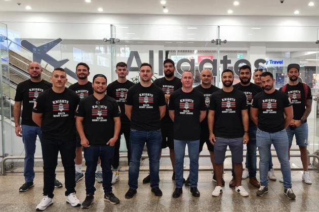 Malta Rugby League team eyes strong showing at European Championships
