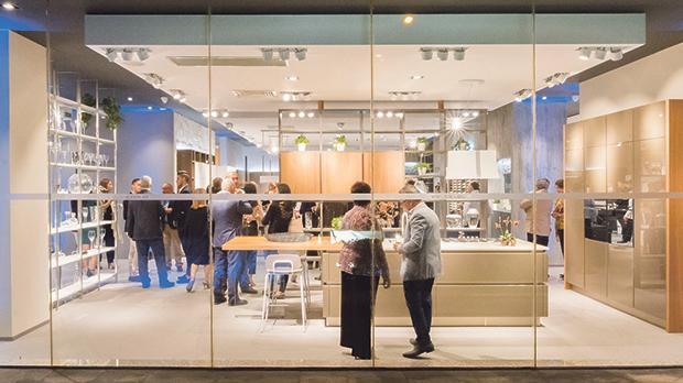 Fino Launches New Veneta Cucine Showroom