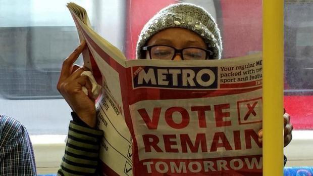 Brexit: David Cameron falls on his sword
