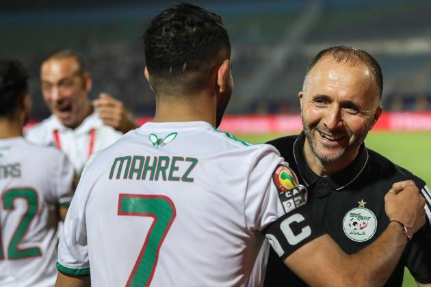 'We want to write our own history', says Algeria coach