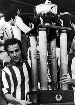 Willie Vassallo was a key figure in Floriana's glorious era in the sixties and seventies.