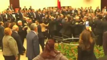 €15,000 microphone goes missing from Turkish parliament following brawl