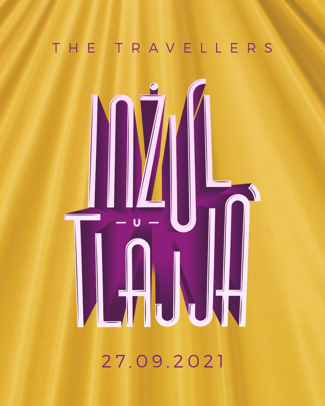The new release from The Travellers.