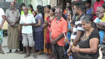 'Saddest day' as Sri Lanka mourns blast victims
