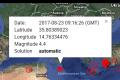 Slight tremor felt in Malta