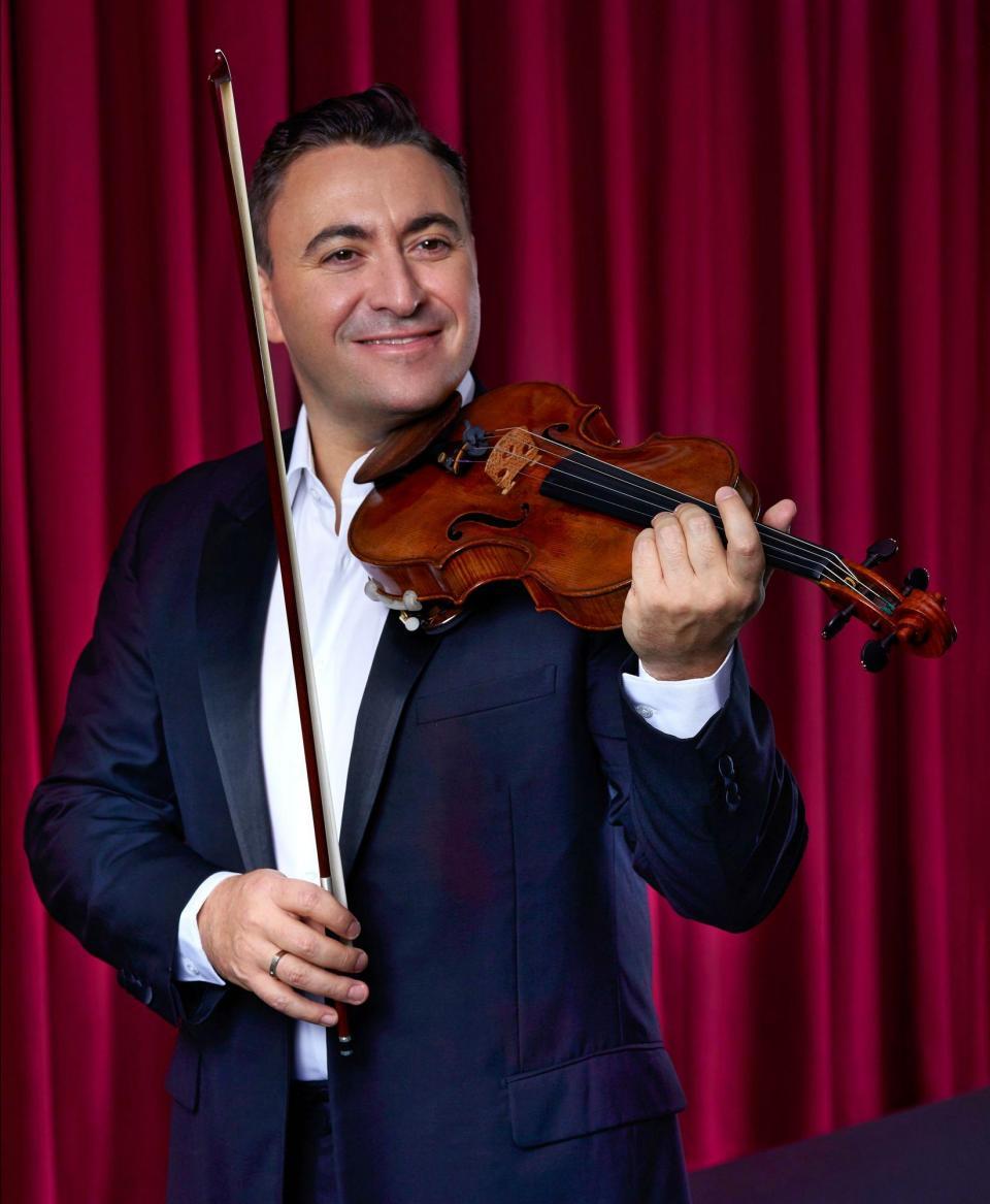 Maxim Vengerov, violin