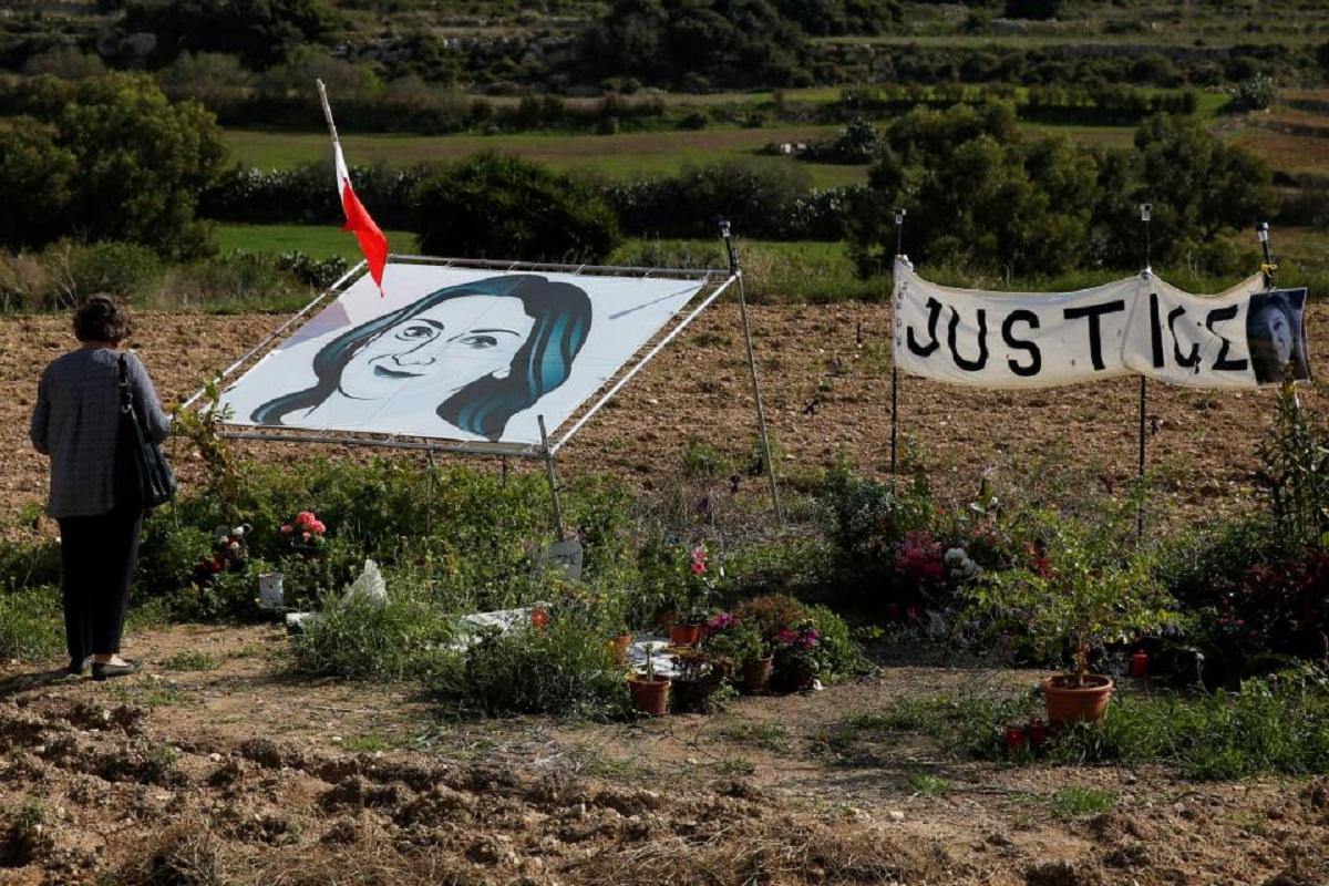 Caruana Galizia murder: Reduced sentence offered to one of the accused