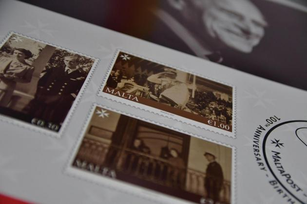 Maltapost issues stamps in memory of Prince Philip
