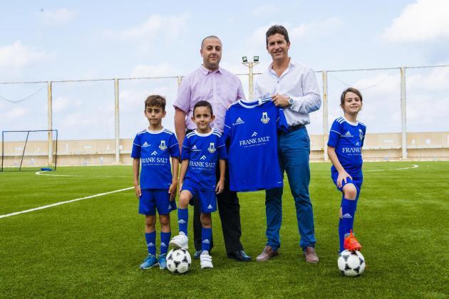 Sliema Wanderers Nursery team up with Frank Salt Real Estate