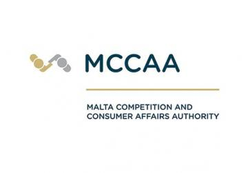 The new logo 'reflects the communication between the authority and citizens in Malta'.