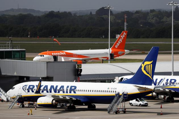 Brexit adds to airline virus woes in Britain