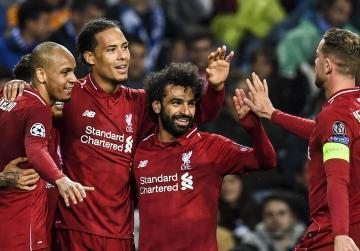Watch: Liverpool crush Porto to reach Champions League semi-finals