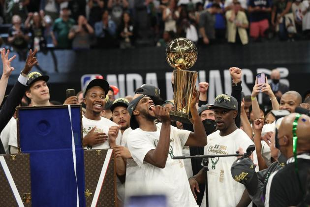 Giannis scores 50 to power Bucks to first NBA title since 1971