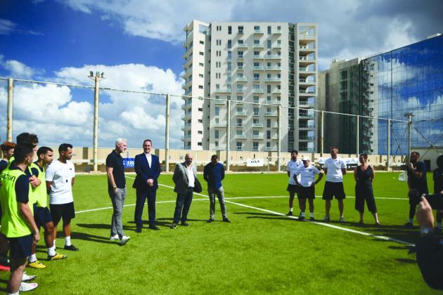 Edusport Academy ready to thrive in Malta