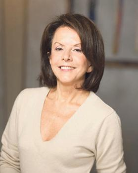 Brazilian-French architect Elizabeth de Portzamparc.