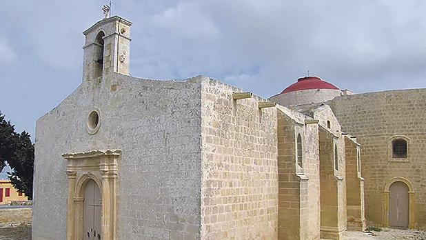 In the past Żejtun hosted Bisqallin, Ħal Bisbut and Ħal Ġwann quarters, but these were situated far away from the old parish church. In 1575 Mgr Dusina ordered the transfer of the Holy Eucharist from the old parish church to the Bisqallin chapel, now the Chapel of Our Saviour. But this gave rise to civil disagreement between the people of Ħal Bisbut and Bisqallin, so the Holy Eucharist had to be transferred again to the old parish church. When it was time to build a new parish church, this was constructed exactly between these two quarters.