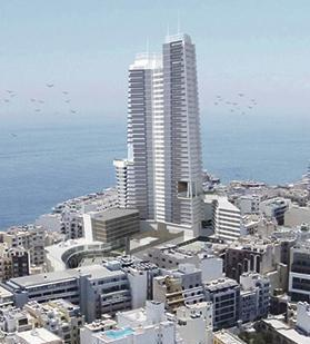 Image result for sliema highrise