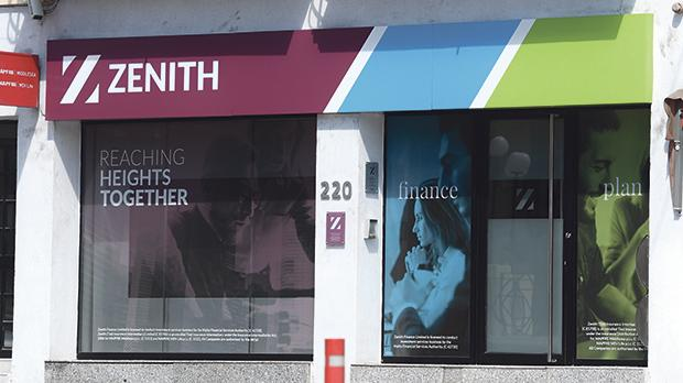 MFSP Financial Management has changed its name to Zenith after a fine by Malta's anti-money laundering watchdog and a spate of bad publicity. Photo: Jonathan Borg