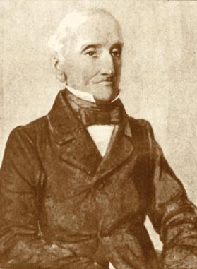 Camillo Sceberras (1771-1855), with whom Mitrovich formed the Comitato Generale Maltese.