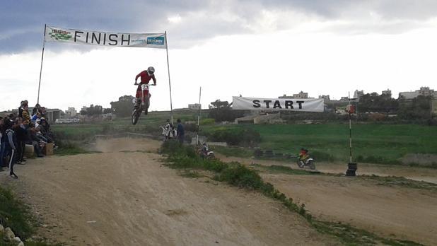 Motor races in Gozo. Photo: Carmel Saliba