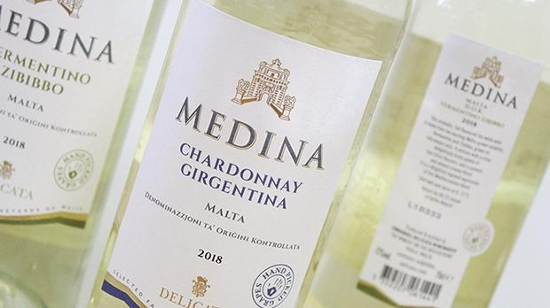 The first Medina wines with the new livery are released for sale.