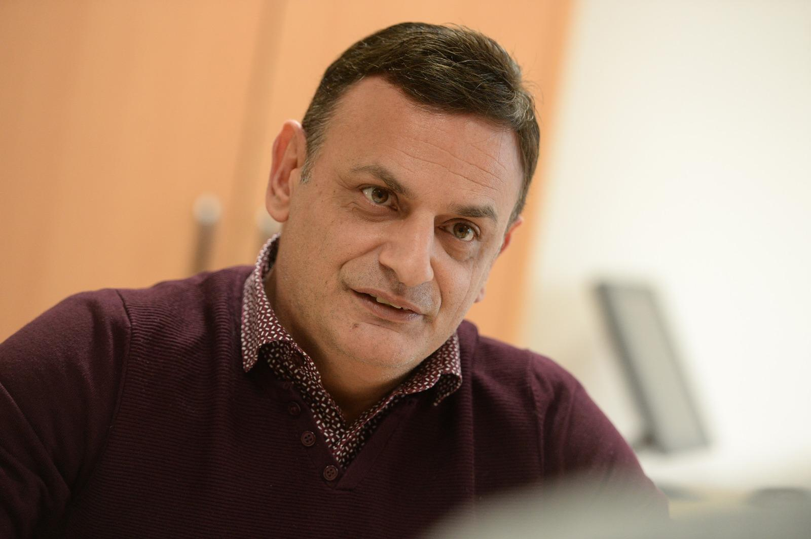 MEP David Casa.