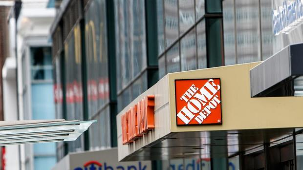 The Home Depot can be found all across the US. Photo: Shutterstock