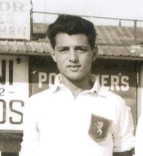 Charlie Mackay... Valletta FC stalwart.