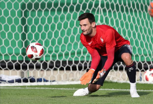Hugo Lloris says France are fully focused on winning the 2018 World Cup.