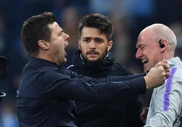 Watch: Tottenham edge City to reach Champions League semis