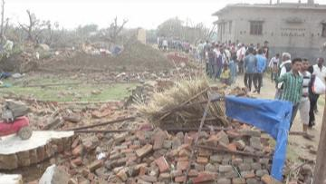 Watch: Nepal whirlwind storms kill 27, injures 600