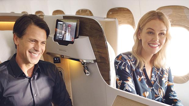 The drive to innovate and 'be better' is hardwired into Emirates' DNA.