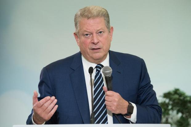 Al Gore Has 'Extremely Interesting' Meeting With Donald Trump
