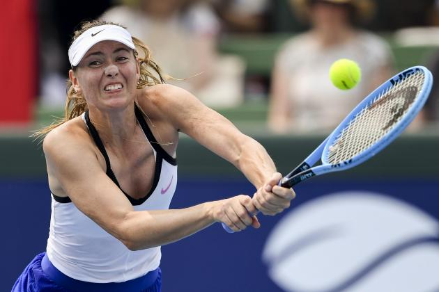 'Right call' - Sharapova match abandoned in smoggy Melbourne