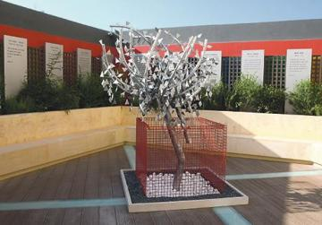 Meditation garden to open at Paceville's Millennium Chapel