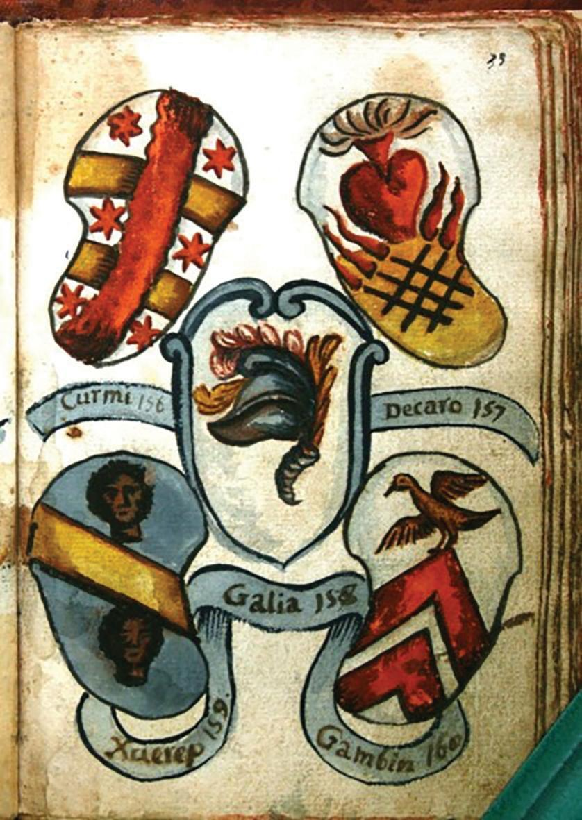 Maltese coats of arms