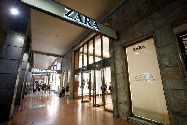 Zara-owner Inditex reports 18% rise in Q1 net profit